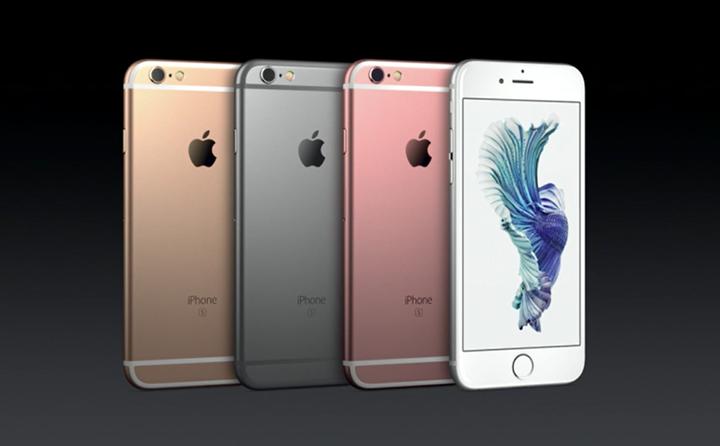 iphone 6s renk seçenekleri